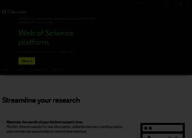 isiwebofknowledge.com