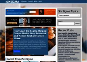 isixsigma.com
