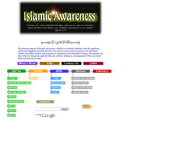 islamic-awareness.org