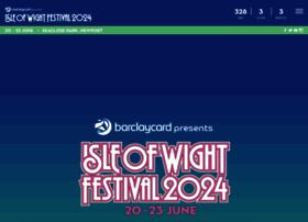 isleofwightfestival.com