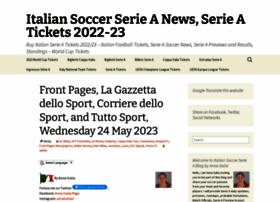 italiansoccerseriea.com