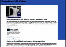 itwriting.com