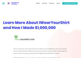 iwearyourshirt.com