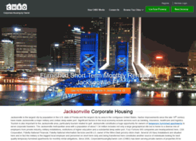 jacksonville.corporatehousingbyowner.com