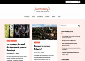 jannonce.fr