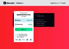 japanautostore.com