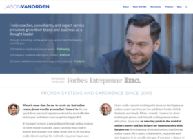 jasonvanorden.com