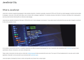 javascriptcity.com