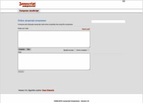 javascriptcompressor.com