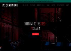 jazzatlincolncenter.org