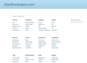 jdyellowpages.com