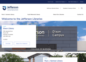 jeffline.jefferson.edu
