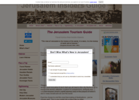 jerusalem-insiders-guide.com