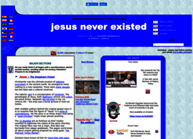 jesusneverexisted.com