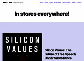jilliancyork.com