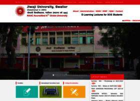 jiwaji.edu