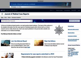 jmedicalcasereports.com