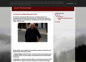 joanfernandez.es