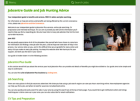 jobcentreguide.co.uk