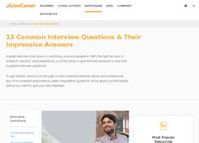Jobinterviewquestions.org