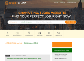 Joblistghana.com