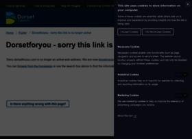 jobs.dorsetforyou.com