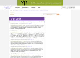 jobs.monstergulf.com