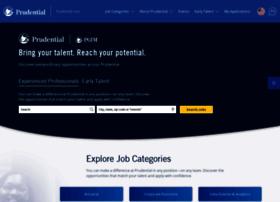 Jobs.prudential.com