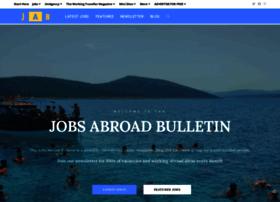 jobsabroadbulletin.co.uk