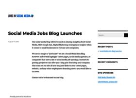 jobsinsocialmedia.com