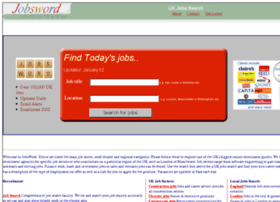 jobsword.co.uk