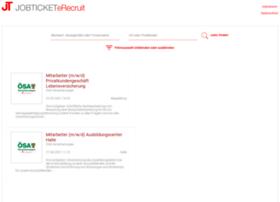 jobticket.jobticket.de