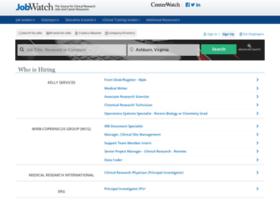 jobwatch.centerwatch.com