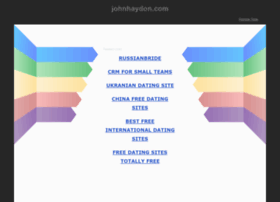 johnhaydon.com
