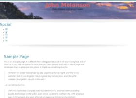 johnmelanson.info