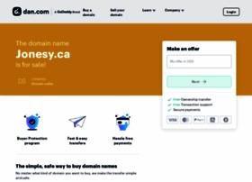jonesy.ca