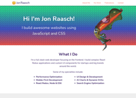 Jonraasch.com