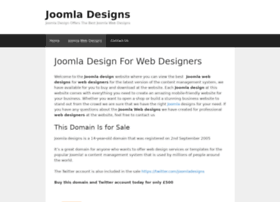 joomladesigns.co.uk