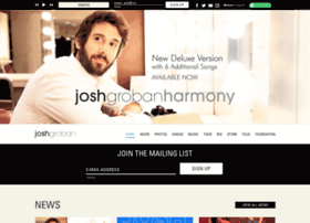 joshgroban.com