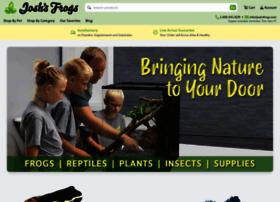 joshsfrogs.com