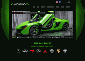 jotechracing.com