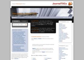 journaltocs.com