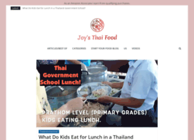 joysthaifood.com