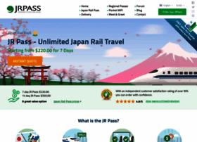 jrpass.com