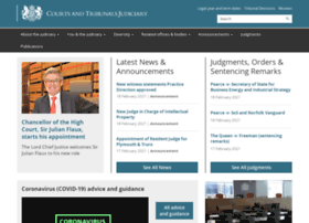 judiciary.gov.uk