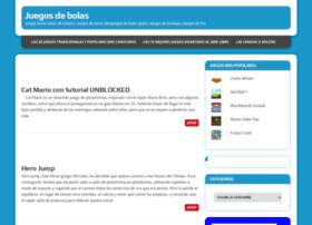 Juegosdebolas.com