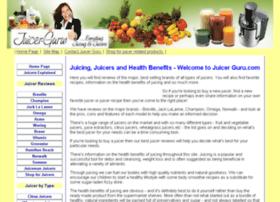 juicer-guru.com