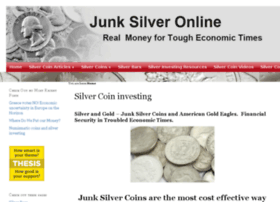 junksilveronline.com