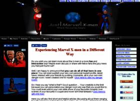 just-marvel-x-men.com