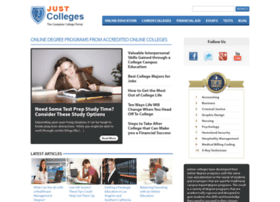 justcolleges.com